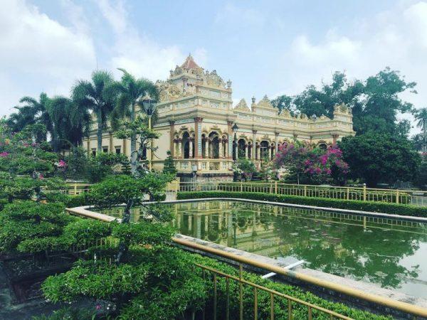 Kiến trúc độc đáo chùa Vĩnh Tràng