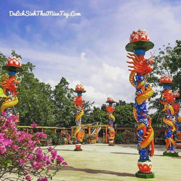 Tour du lịch miền Tây sông nước: xứ dừa và Đạo Dừa