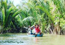 Khu du lịch Thới Sơn - Cồn Thới Sơn - Cù Lao Thới Sơn
