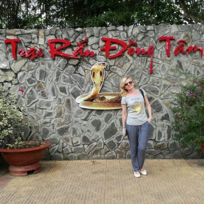 Trại rắn Đồng Tâm - khu nuôi dưỡng rắn lớn nhất Việt Nam
