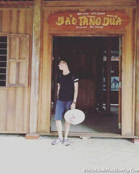 Khu du lịch cồn Phụng - Bảo tàng dừa