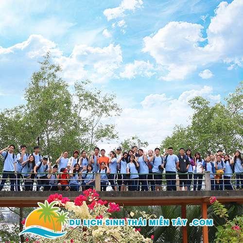 Tham qua khu du tích Đạo Dừa nổi tiếng