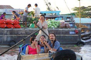 Lịch trình và chi tiết về ngày hội Du lịch văn hóa Chợ nổi Cái Răng năm 2018