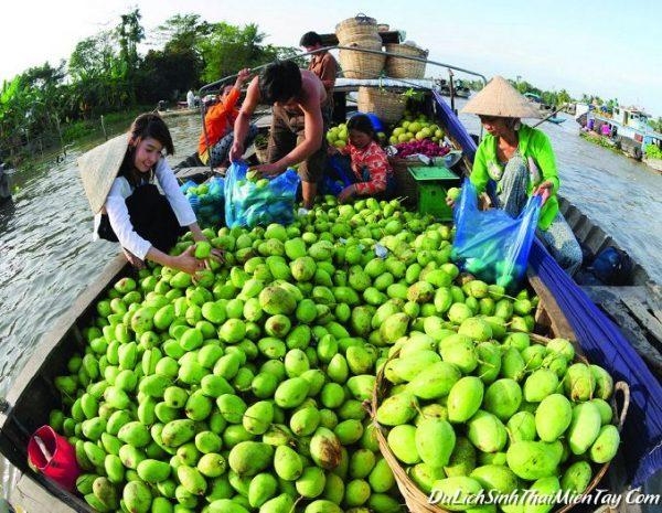 Về miền Tây hè này sẽ thưởng thức những loại trái cây nào?