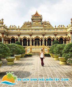 Chùa Vĩnh Tràng - Ngôi chùa lâu đời ở Nam Bộ