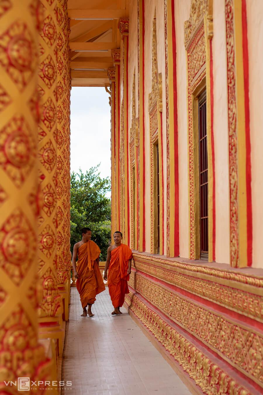 Chùa Xiêm Cán có kiến trúc độc đáo, và là nơi lưu giữ nhiều nét đẹp văn hóa trong đời sống tâm linh của đồng bào dân tộc người Khmer. Ở Nam Bộ, chùa ngôi chùa được xem là một trong những biểu tượng cho lối kiến trúc - văn hóa đặc sắc của người Khmer.