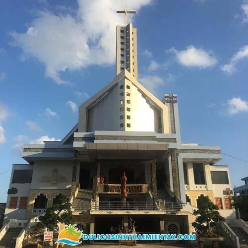 Nhà Thờ Tắc Sậy - Cha Trương Bửu Diệp - Bạc Liêu