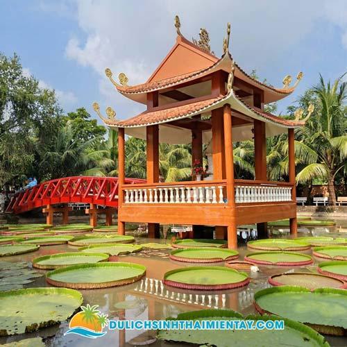 Thiền Viện Trúc Lâm Phương Nam Cần Thơ