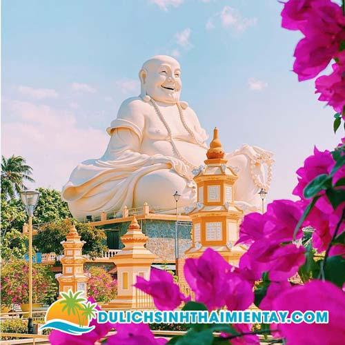 Chùa Vĩnh Tràng - Tiền Giang