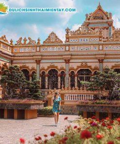 Chùa Vĩnh Tràng - Tour Miền Tây 3 ngày 2 đêm